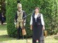 Bózsa Sándorné A Nyugdíjasok Kaposvári Egyesületének tagja verssel köszönti a me